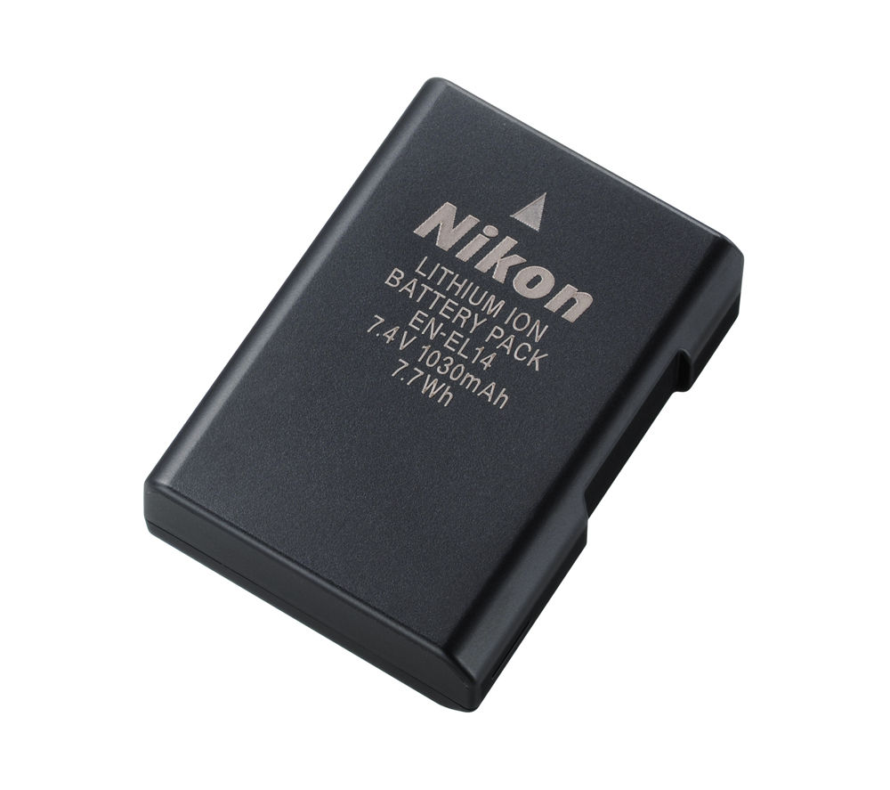 NIKON EN-EL14A D3100 Lithium-ion Rechargeable Camera Battery