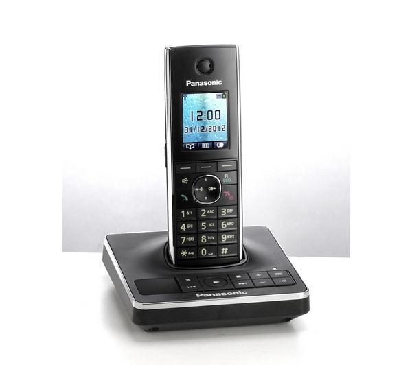 panasonic cordless with answering machine