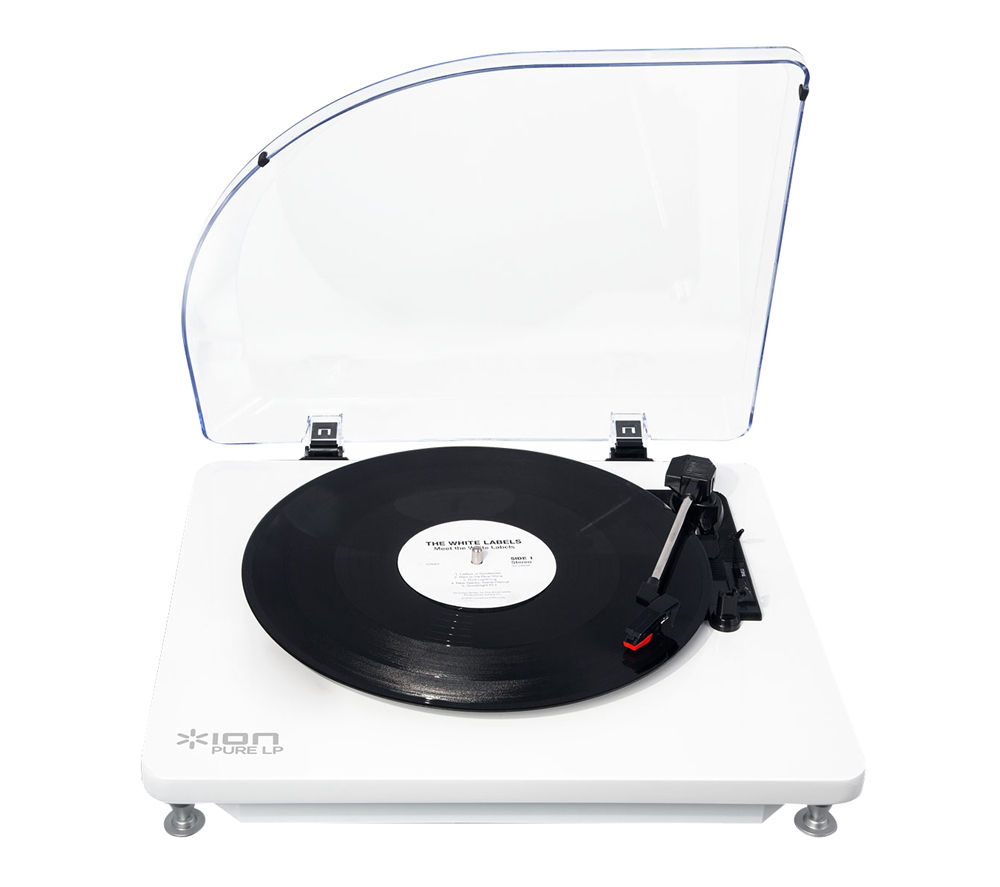 PURELPX240UKWH Pure LP Conversion Turntable - White