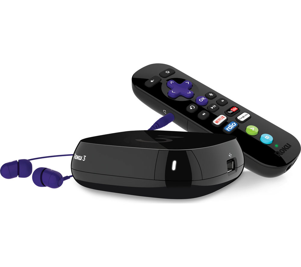 ROKU 3 Media Streamer