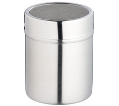 KITCHEN CRAFT Fine Mesh Shaker - Stainless Steel