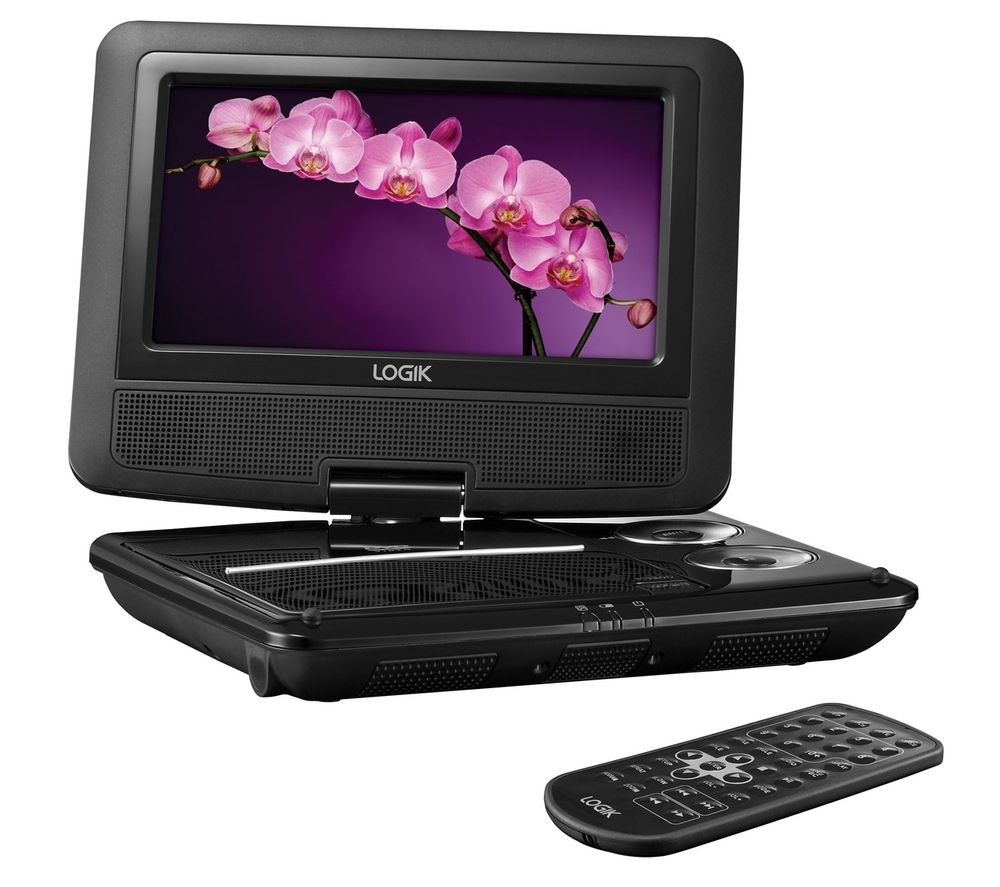 buy logik l7spdvd11 portable dvd player free delivery. Black Bedroom Furniture Sets. Home Design Ideas