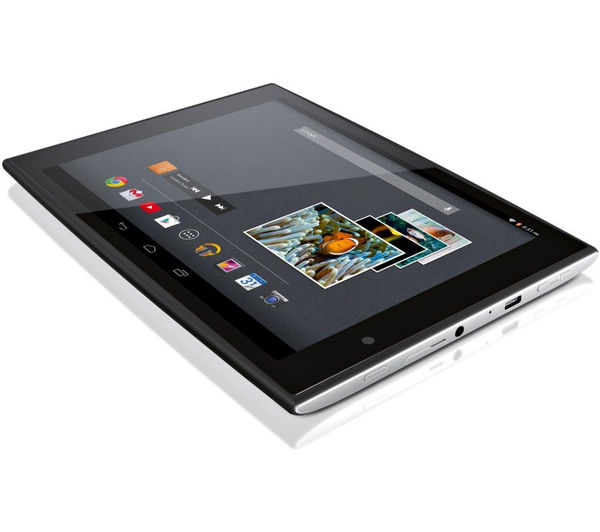 buy gigaset qv830 8 tablet 8 gb black foliostand universal 7 8 case grey free. Black Bedroom Furniture Sets. Home Design Ideas