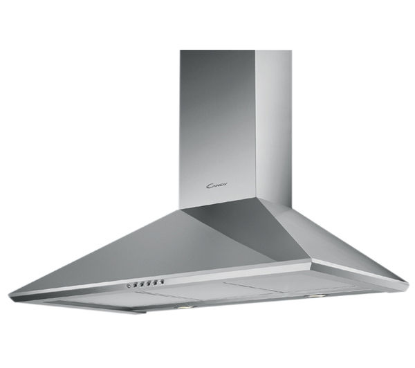 CANDY CCT985X Chimney Cooker Hood - Stainless Steel