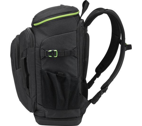 Image of CASE LOGIC KDB101 Kontrast Pro DSLR Backpack - Black