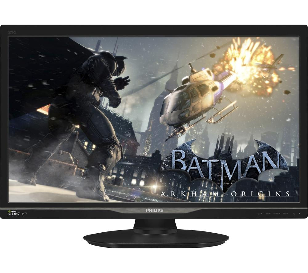 "PHILIPS 272G5DYEB Full HD 27"" LCD Gaming Monitor"
