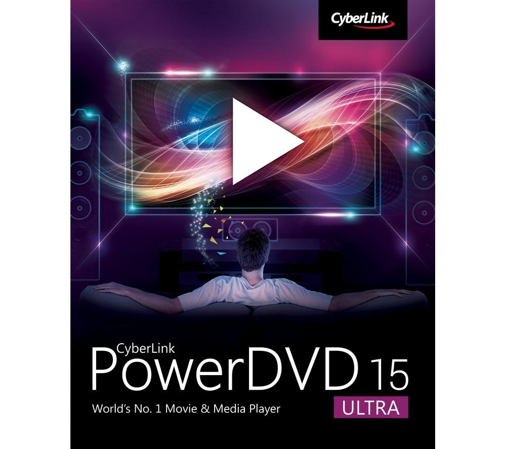 CYBERLINK PowerDVD 15 Ultra