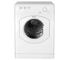 HOTPOINT FETV60CP Vented Tumble Dryer - White