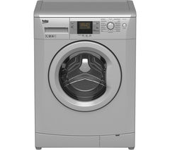 BEKO WMB71543S Washing Machine - Silver