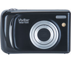VIVITAR T324N Compact Camera - Black