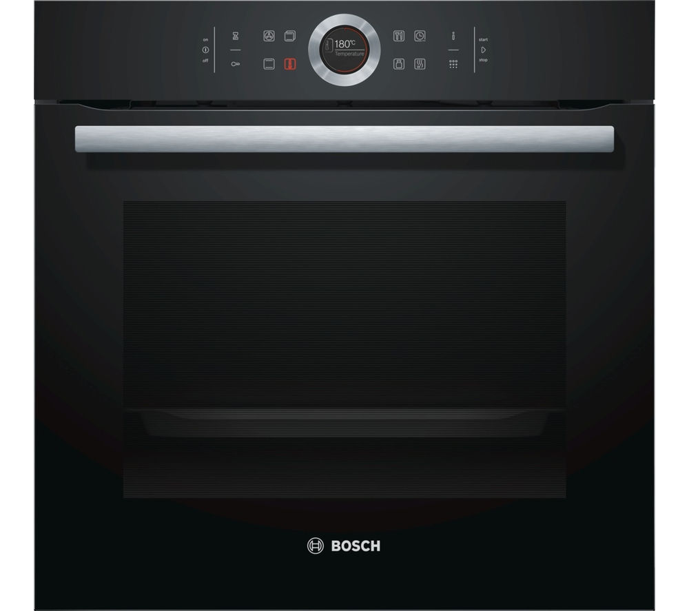 BOSCH HBG674BB1B Electric Oven - Black