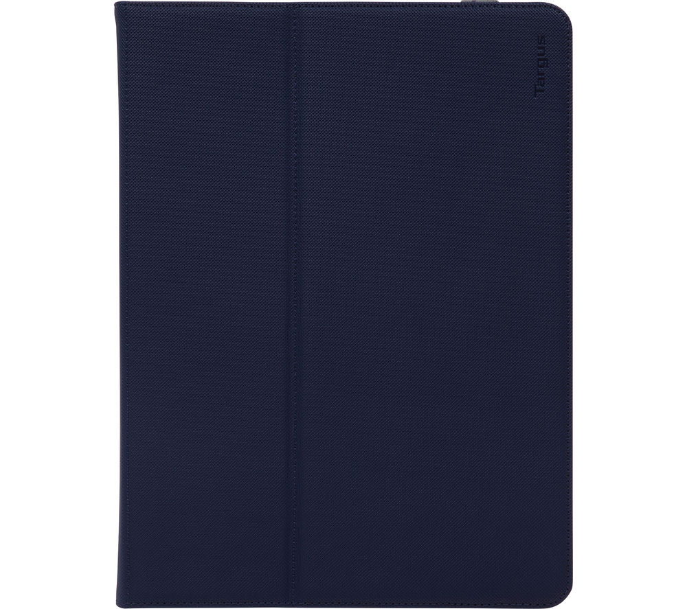 "Image of Targus Fit n Grip Rotating 10"" Tablet Case - Blue"
