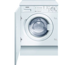 SIEMENS WI12S141GB Integrated Washing Machine