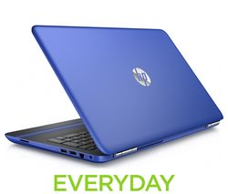"HP Pavilion 15-au071sa 15.6"" Laptop - Blue"