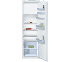BOSCH KIL82VS30G Integrated Tall Fridge