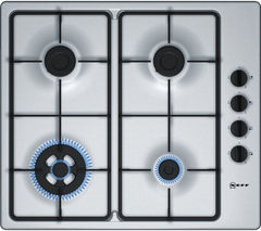 NEFF T26BR56N0 Gas Hob - Stainless Steel