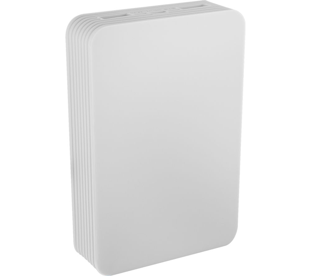 JUICE Power Station Go Portable Power Bank - White
