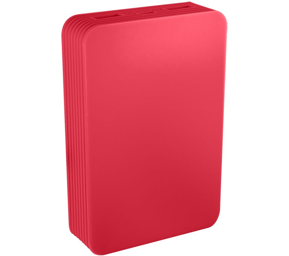 JUICE Power Station Go Portable Power Bank - Red