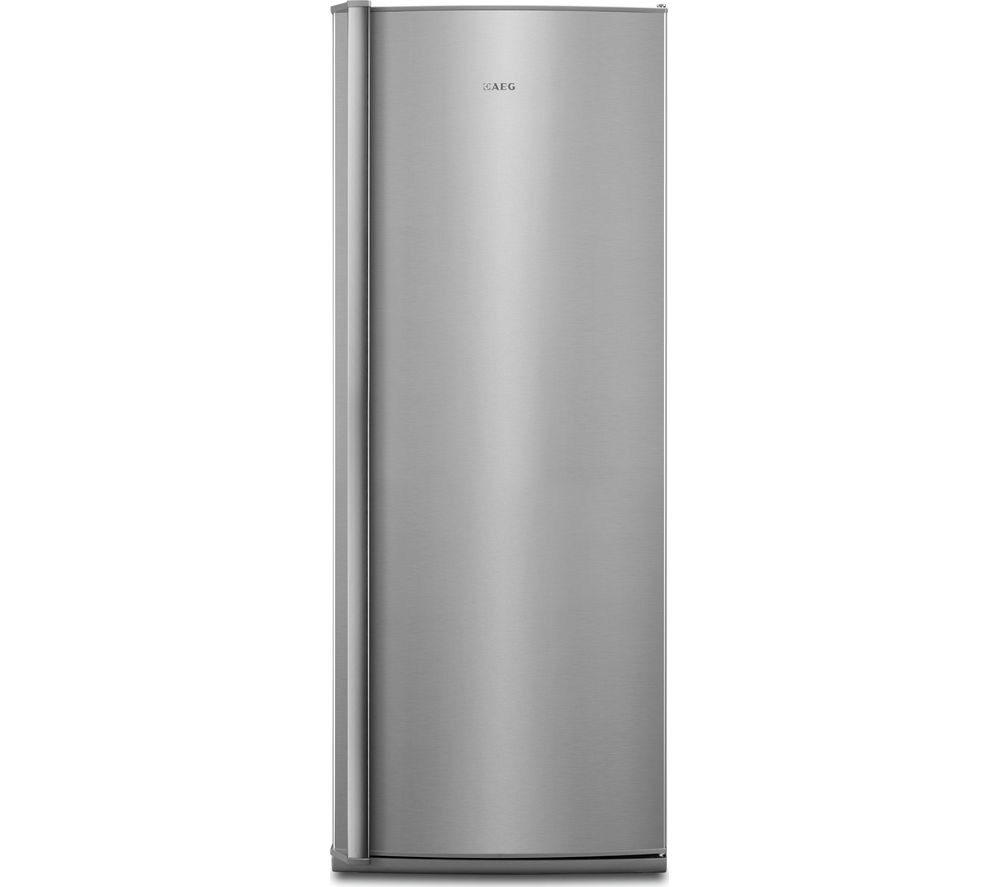 Image of AEG A72020GNX0 Tall Freezer - Stainless Steel, Stainless Steel