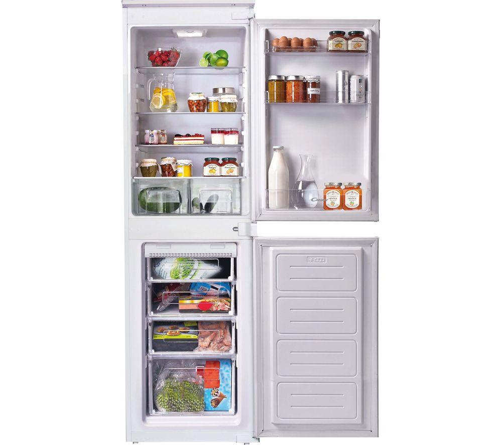 Buy candy cfbf350ek integrated fridge freezer free - Integrated freezer ...