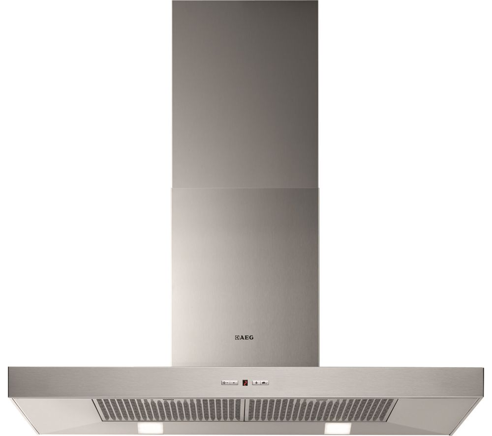 AEG  X69264MD1 Chimney Cooker Hood  Stainless Steel Stainless Steel