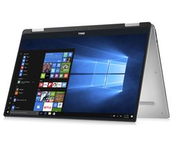 """DELL XPS 13 13.3"""" 2 in 1 - Silver"""