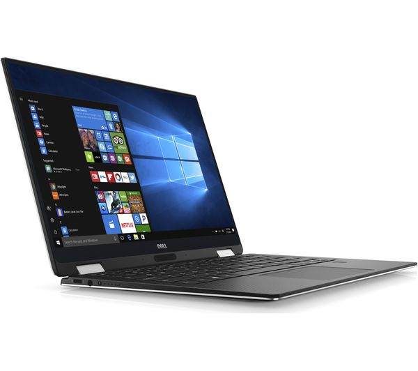 dell xps 13 13 3 2 in 1   silver deals pc world