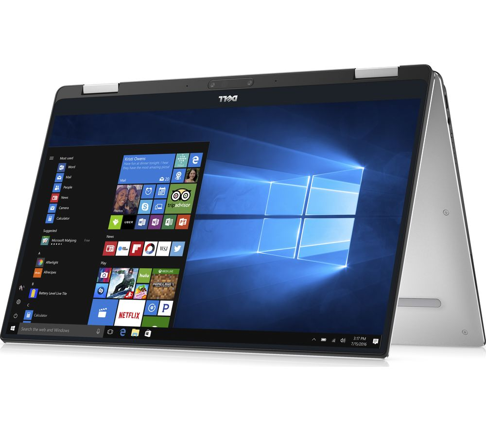 "DELL XPS 13 13.3"" 2 in 1 - Silver"
