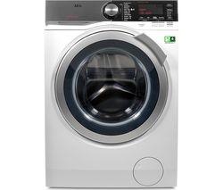 AEG OkoMix L8FEC866R Washing Machine - White