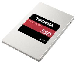 "TOSHIBA A100 2.5"" Internal SSD - 120 GB"