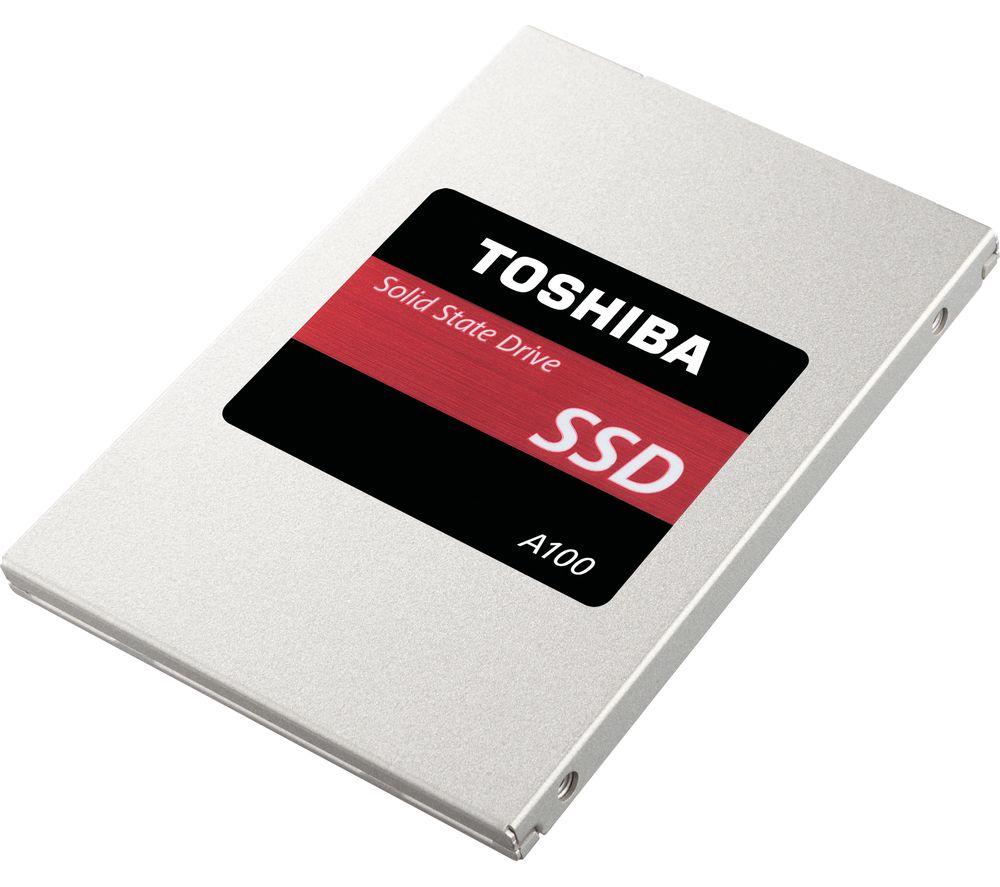"TOSHIBA A100 2.5"" Internal SSD - 120 GB"
