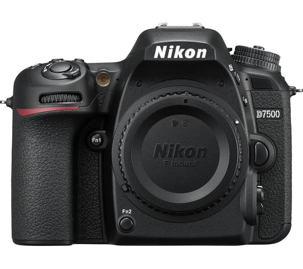 DSLR Cameras   Nikon