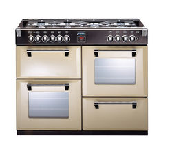 STOVES Richmond 1000DTF Dual Fuel Range Cooker - Champagne