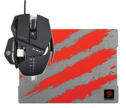 MAD CATZ Cyborg R.A.T. 5 Optical Gaming Mouse
