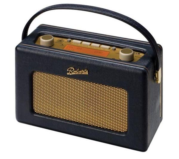 ROBERTS Revival RD60 Portable DAB Radio - Blue