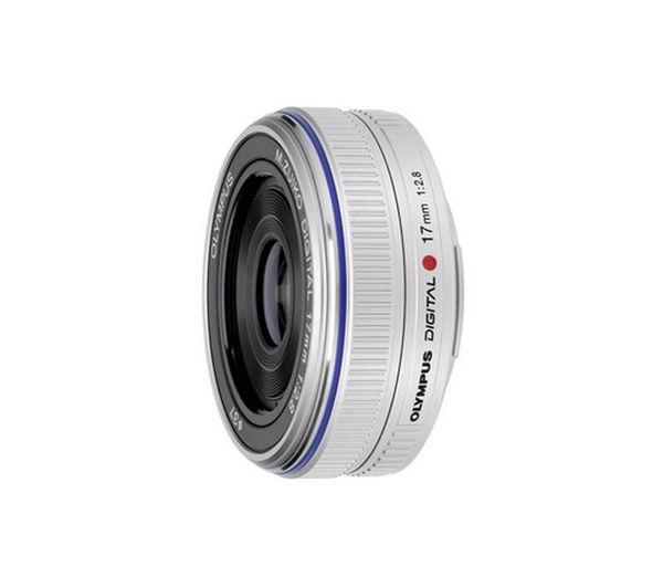 Image of OLYMPUS M.ZUIKO DIGITAL 17 mm f/2.8 Pancake Lens