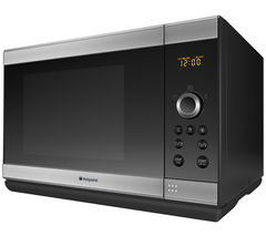 HOTPOINT MWH2824XUK Combination Microwave - Stainless steel