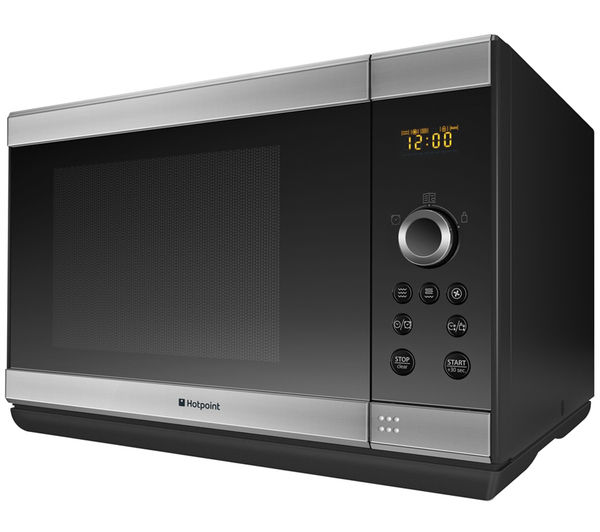 HOTPOINT  MWH2824XUK Combination Microwave  Stainless steel Stainless Steel