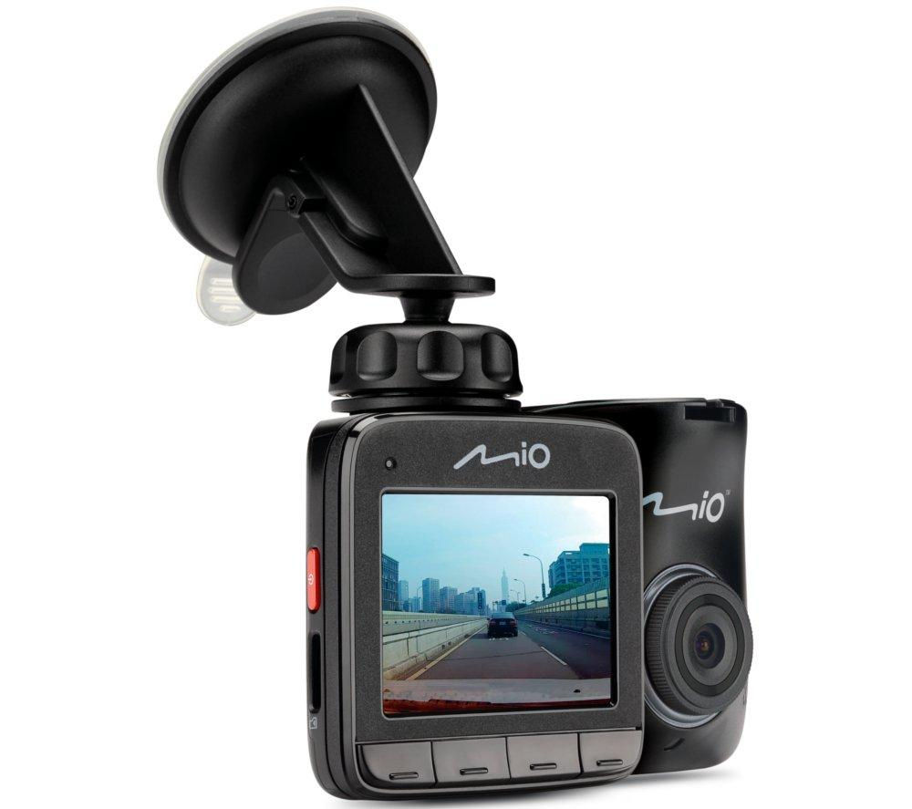 MIO MiVue 508 Dashboard Camera - Black