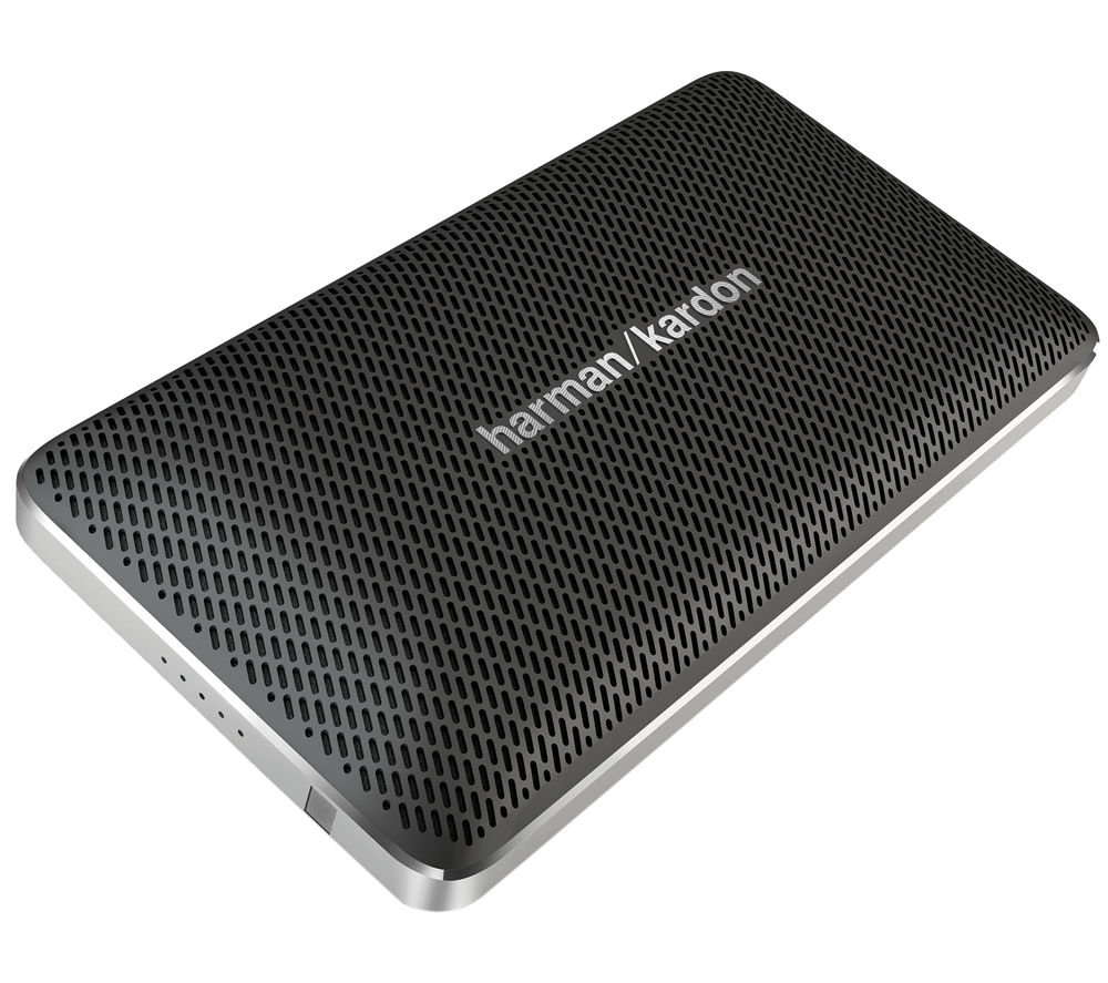 Image of HARMAN KARDON Esquire Mini Portable Wireless Speaker - Black, Black