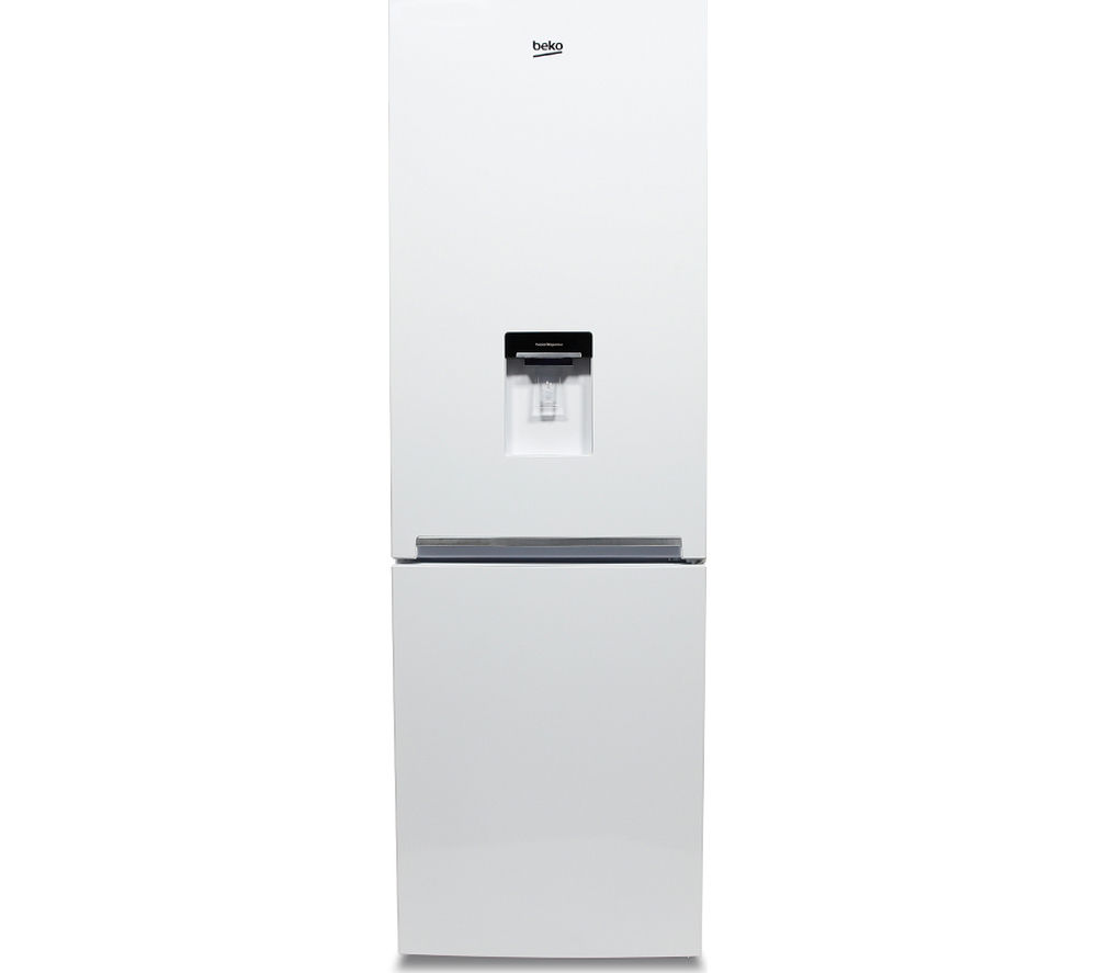 BEKO  Select CXFG1685DW Fridge Freezer - White +  DCX83100W Condenser Tumble Dryer - White