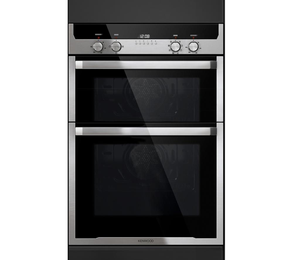 Image of Kenwood KD1501SS Electric Double Oven - Stainless Steel, Stainless Steel