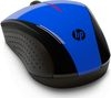 HP X3000 Wireless Optical Mouse - Cobalt Blue