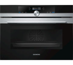 SIEMENS CB675GBS1B Electric Oven - Stainless Steel