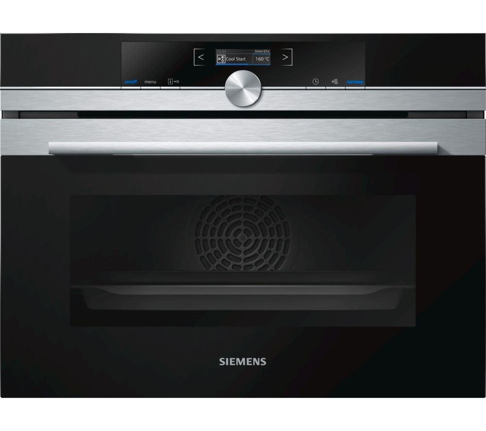 SIEMENS  CB675GBS1B Electric Oven  Stainless Steel Stainless Steel