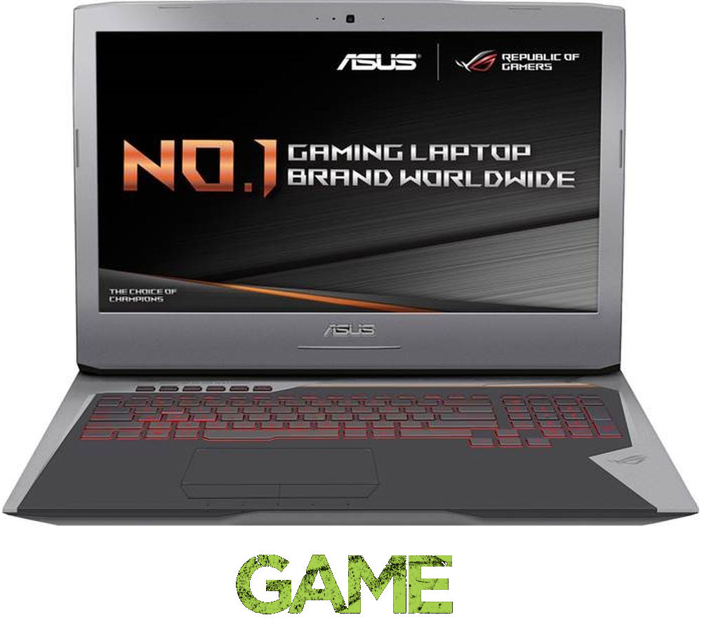 asus republic of gamers g752vl 17 3 gaming laptop. Black Bedroom Furniture Sets. Home Design Ideas