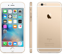 APPLE iPhone 6s - 64 GB, Gold