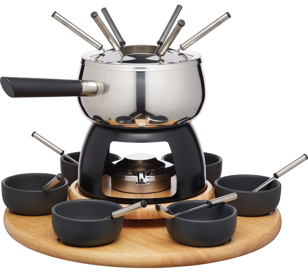 Image of ARTESA Six Person Party Fondue Set