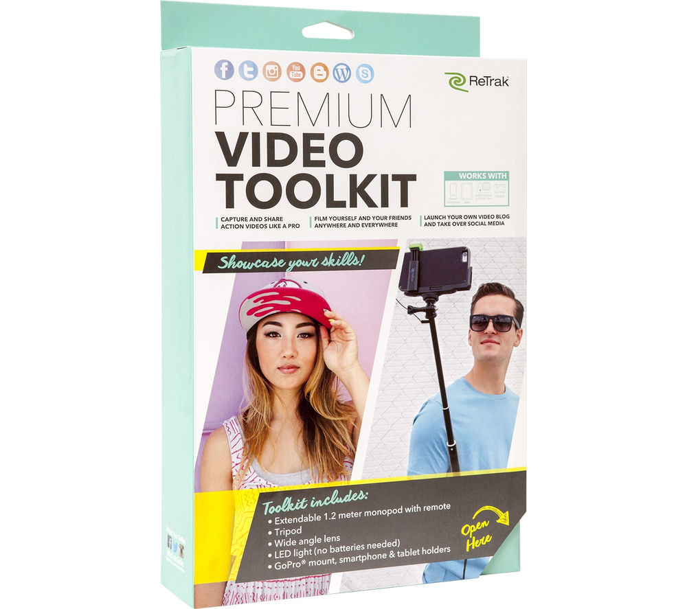 RETRAK Premium Video Toolkit