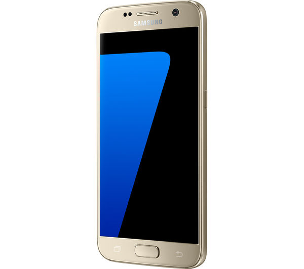 buy samsung galaxy s7 gold free delivery currys. Black Bedroom Furniture Sets. Home Design Ideas